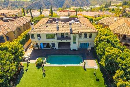Rece Mitchell and Lou Williams' $8.7 million Bel-Air home