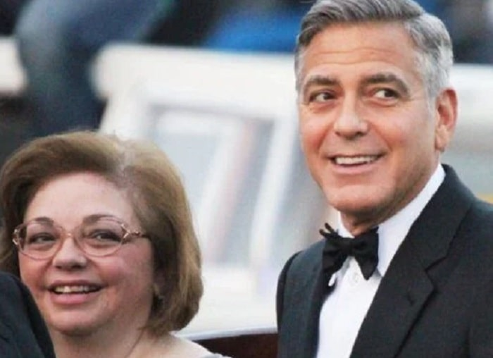 Get to Know Adelia Clooney – George Clooney's Older Sister