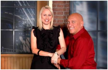 Rachelle and Steve Wilkos Pictured Together