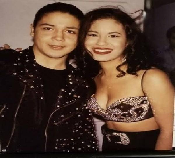 Chris Pérez el viudo de Selena, la sigue recordando con