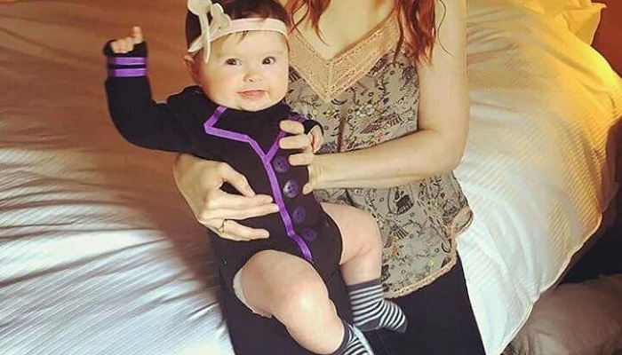 Get to Know Calliope Maeve Day – Felicia Day's Daughter With Ryon Day