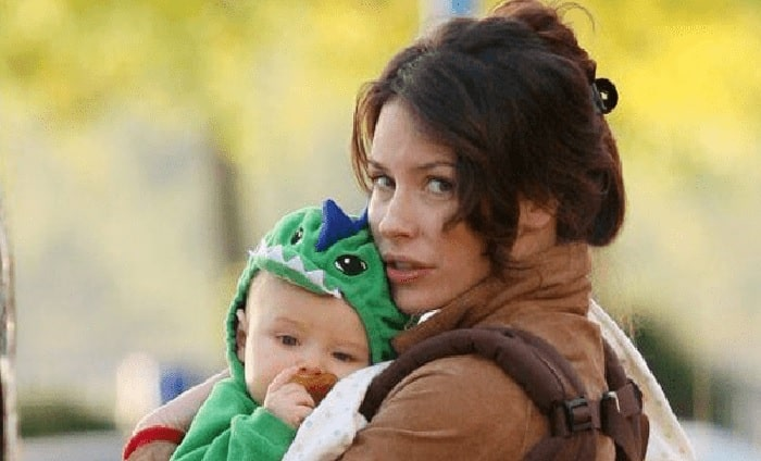 Get to Know Kahekili Kali - Evangeline Lilly's Son With Norman Kali