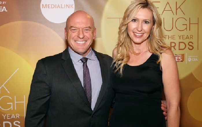 Facts About Bridget Norris - Dean Norris' Wife and Mother of 5 Kids