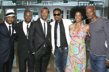 11 Facts About Damien Dante Wayans Member Of Wayans Family And Ex Boyfriend Of Regina Hall Glamour Path