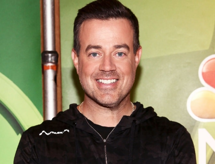 Carson Daly's All 10 Tattoos With Their Significant Meaning