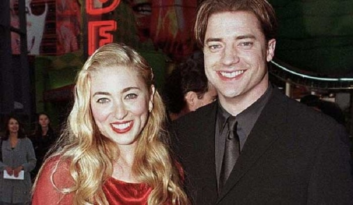 About Afton Smith - Actress Who is The Former Wife of Brendan Fraser