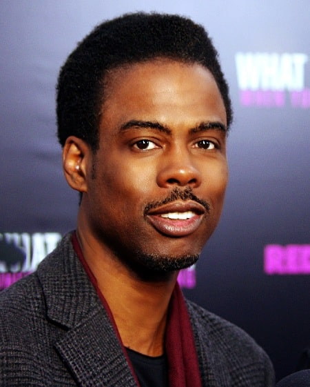 Photo of Chris Rock.