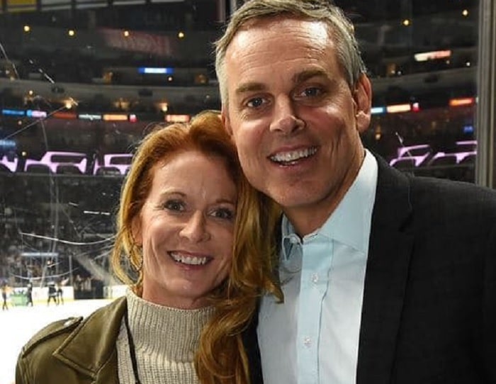 Ann Cowherd - Facts and Photos of Colin Murray Cowherd's Wife