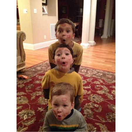 Pierce Gagnon brothers
