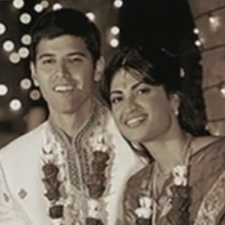 Vinita Nair marriage with Osman Nawaz