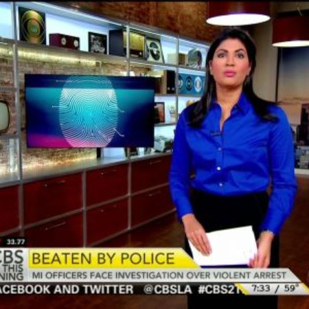 Vinita Nair work on CBS