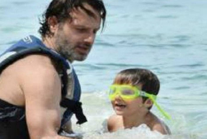 Get to Know Arthur Clutterbuck - Andrew Lincoln's Son With Gael Anderson