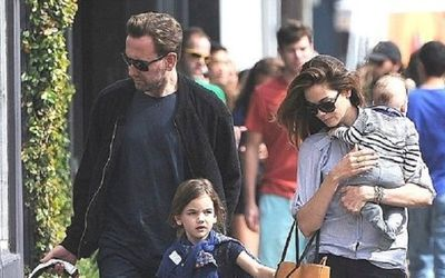 Michelle Monaghan Kids - Willow Katherine White &Tommy Francis White