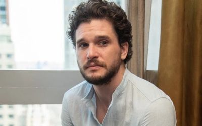 Kit Harrington (Jon Snow) Visiting Rehab - Wife Rose Leslie Being a Great Support