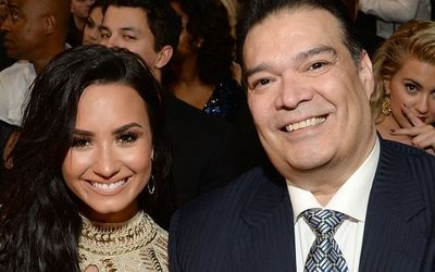 Meet Eddie De La Garza – Demi Lovato's Step Father