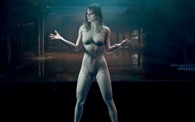 "The Fuss Created By Taylor Swift's Nude Bodysuit in ""Ready For It"""