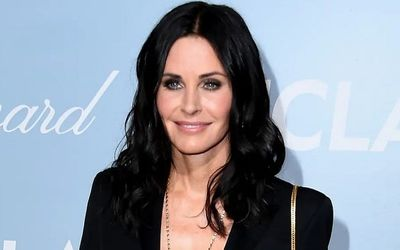 Courteney Cox Had Done Plastic Surgery But Removed it Apparently