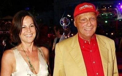 About Birgit Wetzinger - Late Niki Lauda's Wife Who Gave Her Kidney to Him