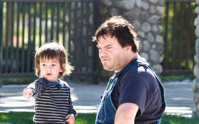 Thomas David Black - Facts and Pics ofJack Black's Son With Tanya Haden