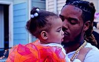 Fetty Wap's Beautiful Daughter Zaviera Maxwell With Baby Mama Lezhae Zeona