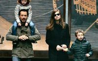 Stefano Accorsi's Son Orlando Accorsi With Ex-Fiancee Laetitia Casta - Pictures and Facts