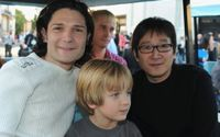 Zen Scott Feldman – Corey Feldman's Son With Ex-Wife Susie Feldman