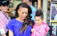 Mel B's Beautiful Daughter Angel Iris Murphy Brown With Ex-husband Eddie Murphy
