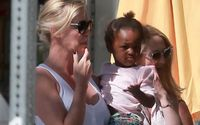 August Theron - Charlize Theron's Daughter | Photos and Facts