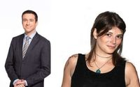 Former Couple Ari Melber and Drew Grant's Love Life. Grant and Daddario Affair?